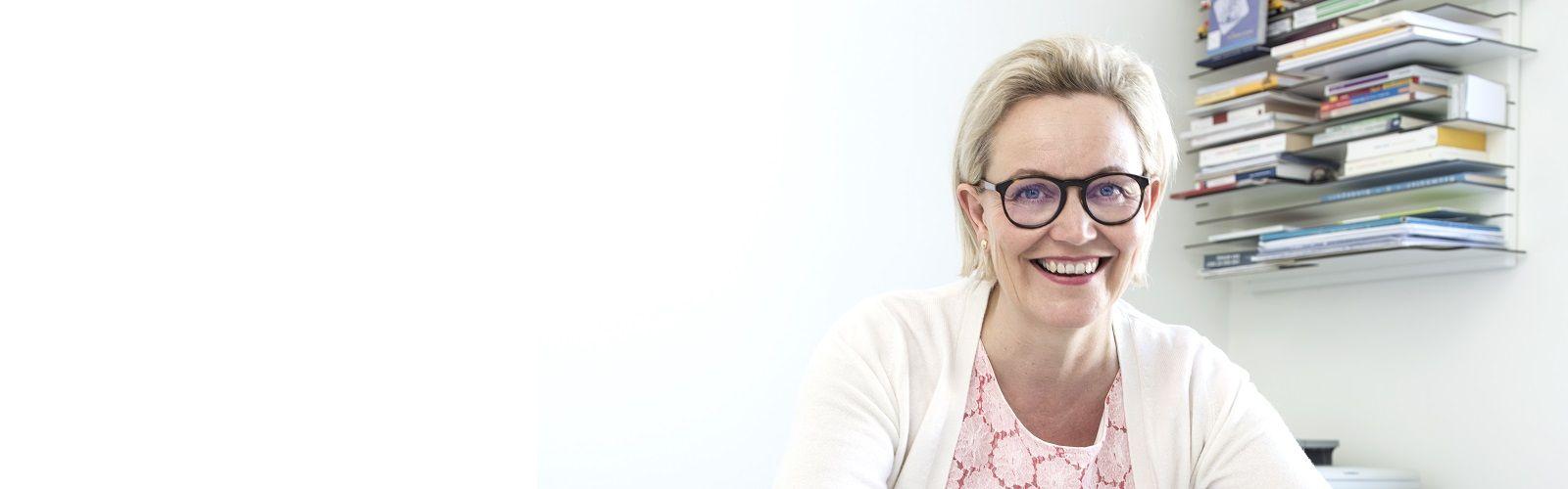 Annette Reich zur Person